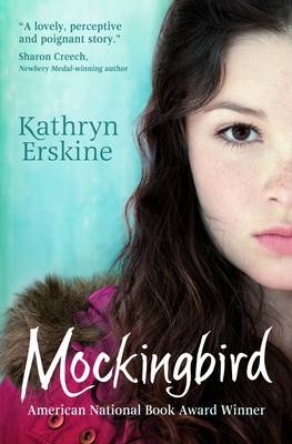 Cover for Mockingbird by Kathryn Erskine