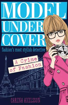 Cover for A Crime of Fashion by Carina Axelsson