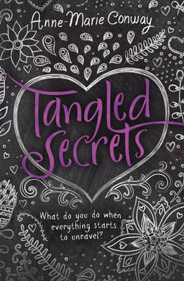 Cover for Tangled Secrets by Anne-Marie Conway