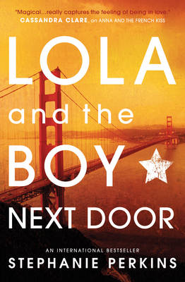 Cover for Lola and the Boy Next Door by Stephanie Perkins