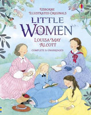 Cover for Little Women by Louisa May Alcott