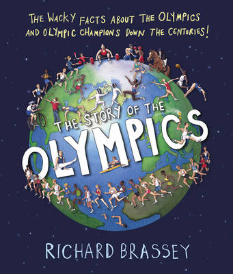 Cover for The Story of the Olympics by Richard Brassey