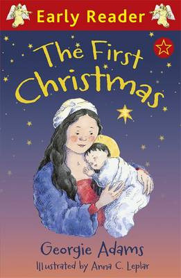 Cover for The First Christmas by Georgie Adams