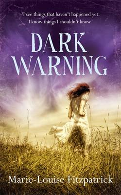 Cover for Dark Warning by Marie Louise Fitzpatrick