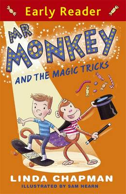 Cover for Mr Monkey and the Magic Tricks by Linda Chapman