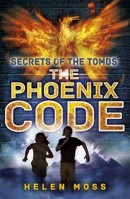 Cover for The Phoenix Code by Helen Moss