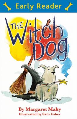 Cover for The Witch Dog by Margaret Mahy