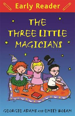 Cover for Three Little Magicians by Georgie Adams