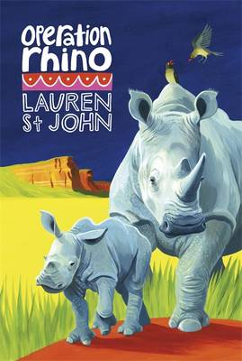 Cover for Operation Rhino by Lauren St. John