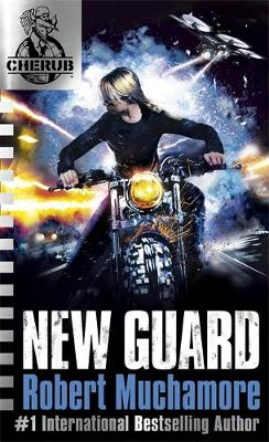 Cover for New Guard by Robert Muchamore