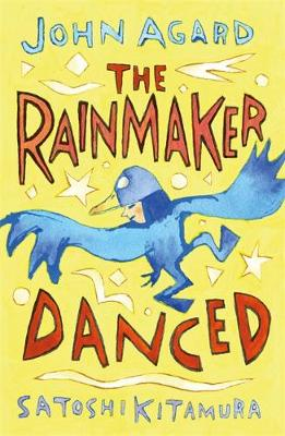 Cover for The Rainmaker Danced by John Agard
