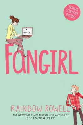 Cover for Fangirl by Rainbow Rowell