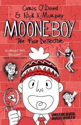 Cover for Moone Boy 2: The Fish Detective by Chris O'Dowd, Nick Vincent Murphy