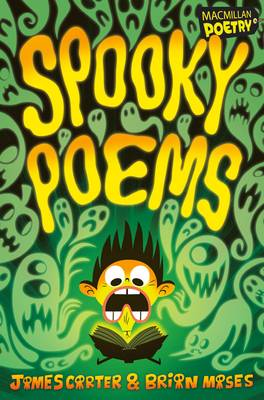 Cover for Spooky Poems by James Carter, Brian Moses