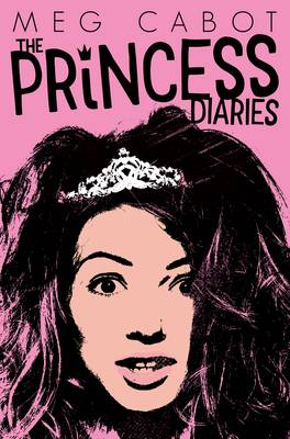 Cover for The Princess Diaries by Meg Cabot