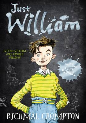 Cover for Just William by Richmal Crompton