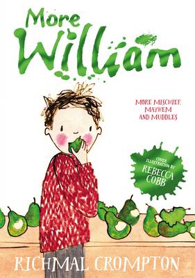 Cover for More William by Richmal Crompton