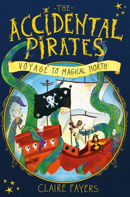 Cover for Voyage to Magical North by Claire Fayers