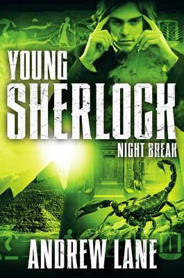 Cover for Night Break by Andrew Lane