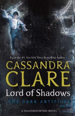 Book Cover for Lord of Shadows by Cassandra Clare
