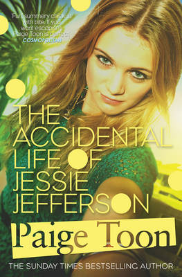 Cover for The Accidental Life of Jessie Jefferson by Paige Toon