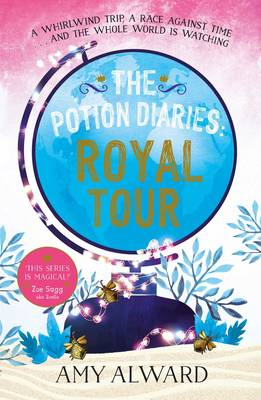 Cover for Royal Tour by Amy Alward