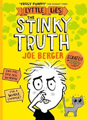 Cover for Lyttle Lies: The Stinky Truth by Joe Berger