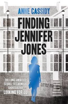 Cover for Finding Jennifer Jones by Anne Cassidy