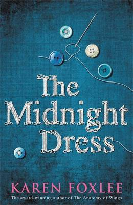 Cover for The Midnight Dress by Karen Foxlee