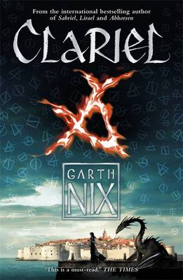 Cover for Clariel by Garth Nix