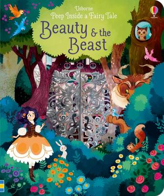 Peep Inside a Fairy Tale Beauty and the Beast