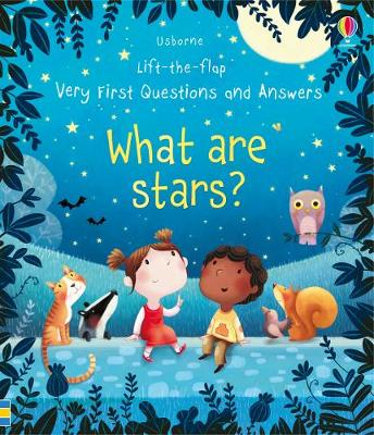 Book Cover for What are Stars? by Katie Daynes