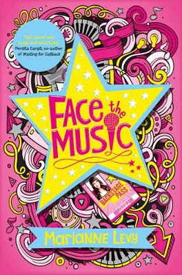 Cover for Face the Music by Marianne Levy