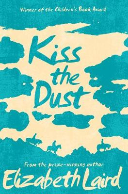 Book Cover for Kiss the Dust by Elizabeth Laird