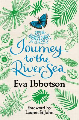 Cover for Journey to the River Sea by Eva Ibbotson