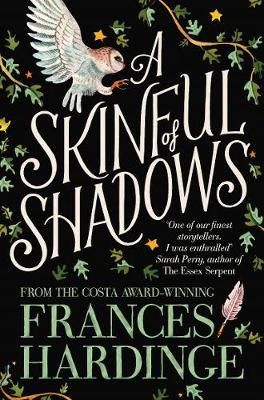 Cover for A Skinful of Shadows by Frances Hardinge