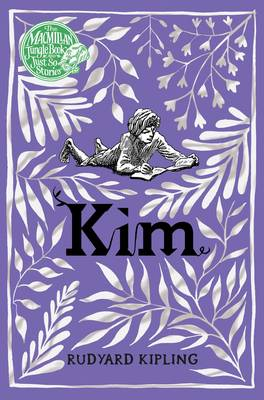 Cover for Kim by Rudyard Kipling