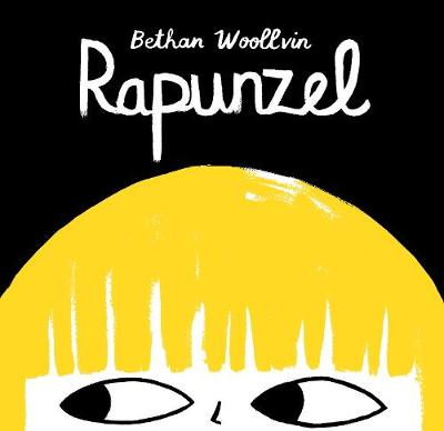 Cover for Rapunzel by Bethan Woollvin