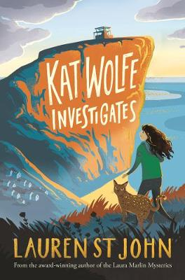 Cover for Kat Wolfe Investigates by Lauren St. John