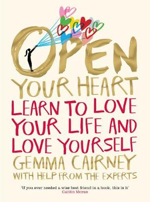 Book Cover for Open Your Heart by Gemma Cairney
