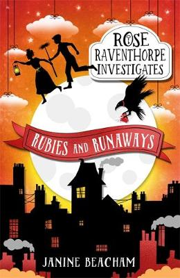 Cover for Rubies and Runaways by Janine Beacham