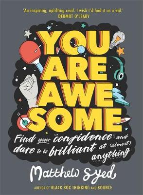Cover for You Are Awesome by Matthew Syed