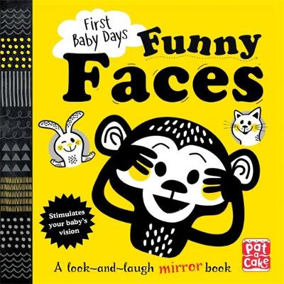 Cover for Funny Faces by Pat-a-Cake