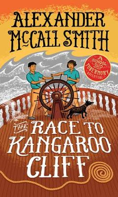 Cover for Race to Kangaroo Cliff by Alexander Mccall Smith