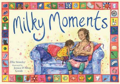 Cover for Milky Moments by Ellie Stoneley
