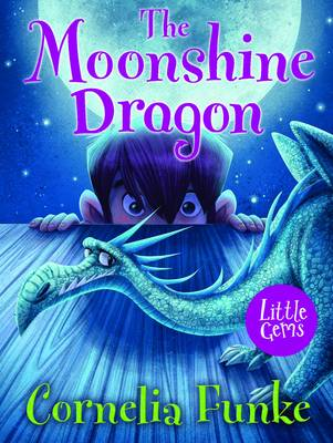 Book Cover for The Moonshine Dragon by Cornelia Funke