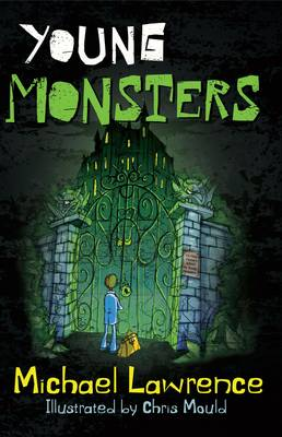 Cover for Young Monsters by Michael Lawrence