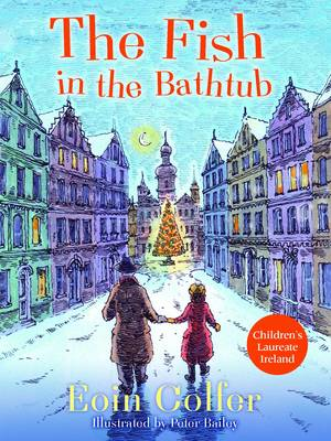 Book Cover for The Fish in the Bathtub by Eoin Colfer