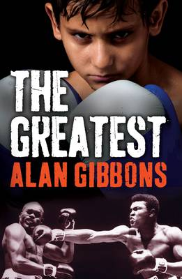Book Cover for The Greatest by Alan Gibbons