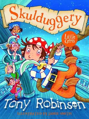 Book Cover for Skulduggery by Tony Robinson